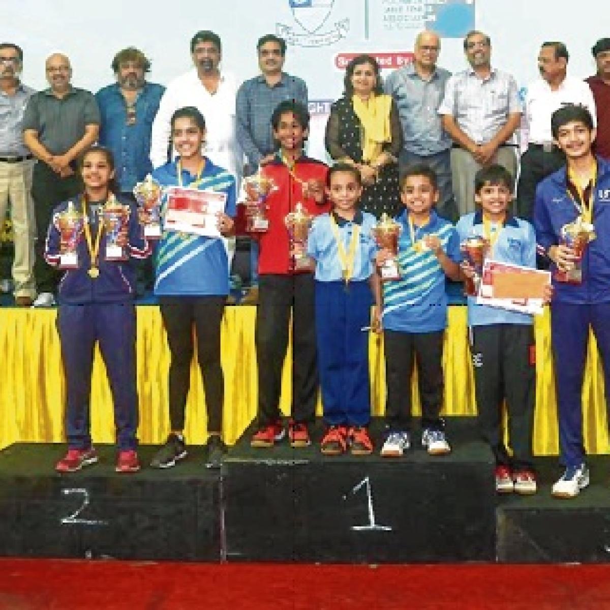 MSDT paddlers bag nine gold medals