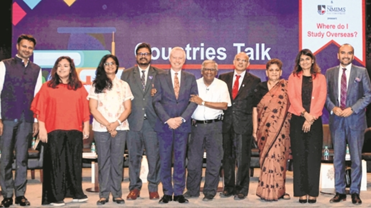 When countries talk about higher education at the FPJ-NMIMS education conference