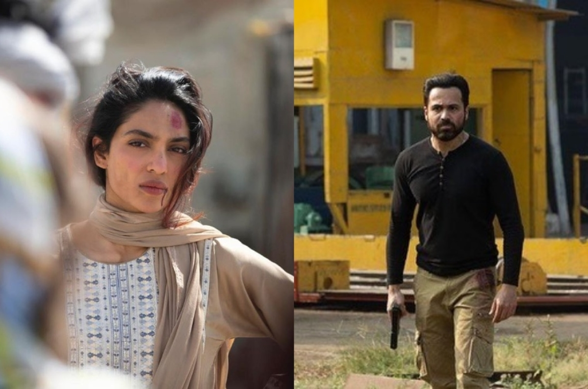 'The Body' Poster Out: Emraan Hashmi, Sobhita Dhulipala reunite for another thriller