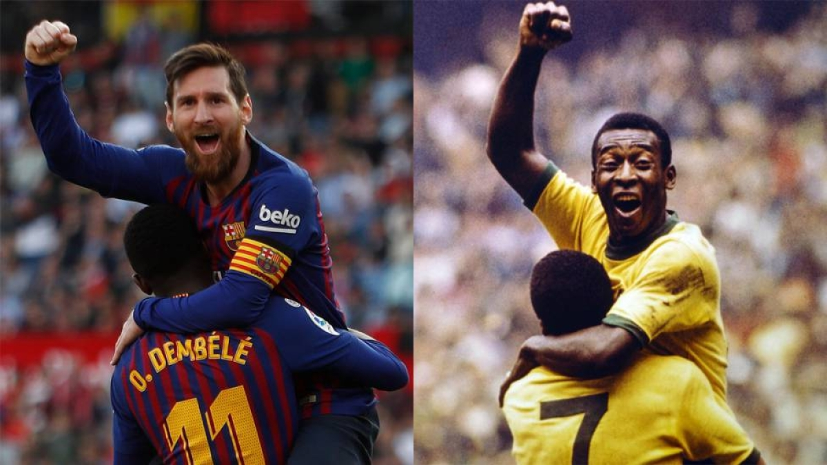 'Pele is incomparable': Brazil coach rejects Messi's claim to GOAT status
