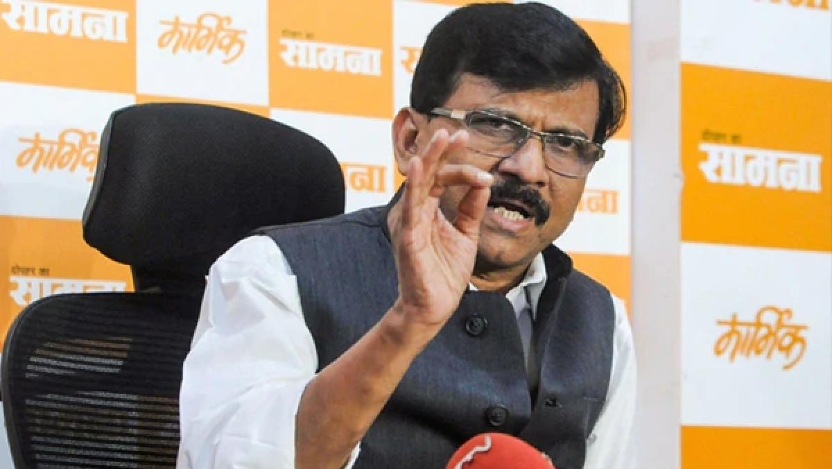 'Those opposing Bharat Ratna to Savarkar be sent to Andaman': Sanjay Raut slams Congress over Savarkar comment
