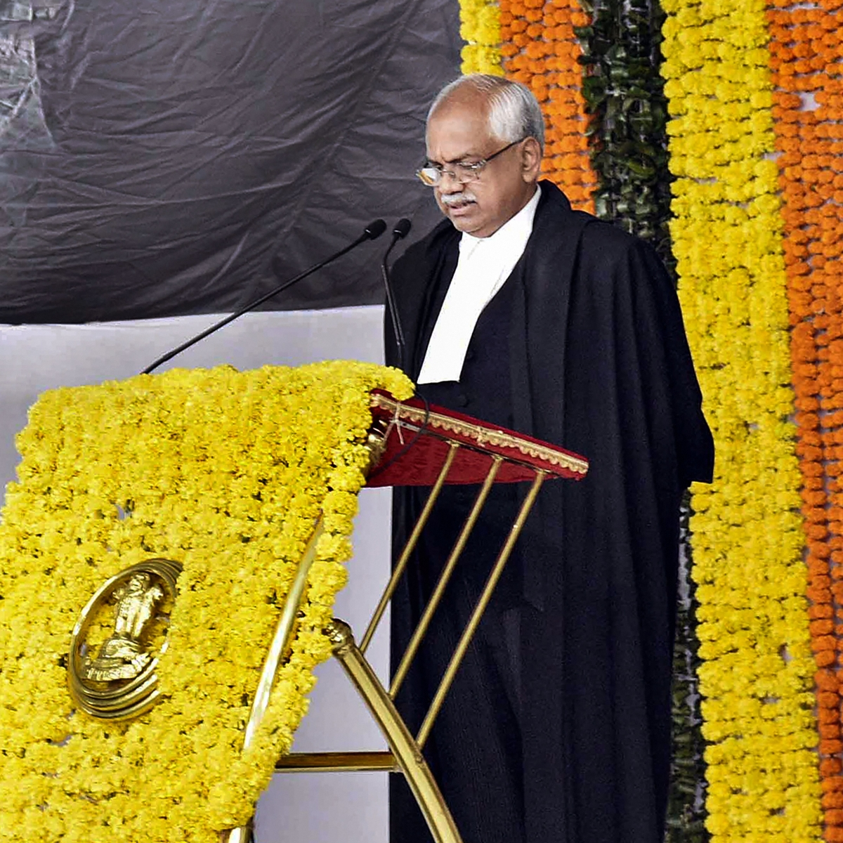 Bhopal: Justice Mittal sworn in as Chief Justice of MP HC
