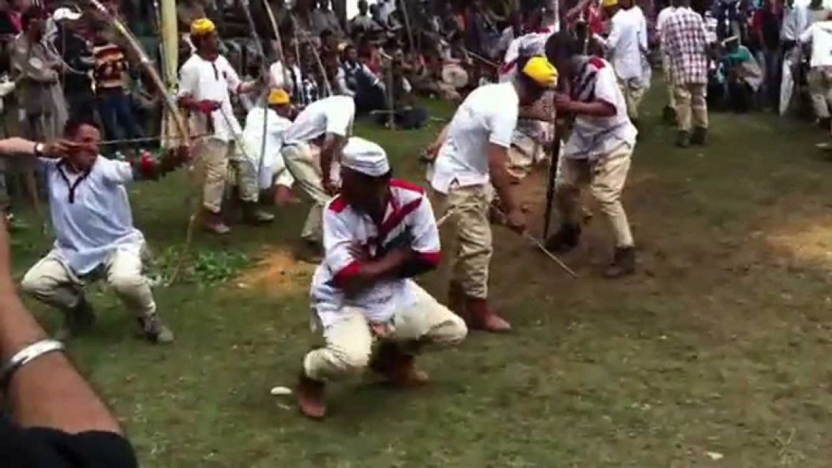120-year-old traditional sport still played in Himachal