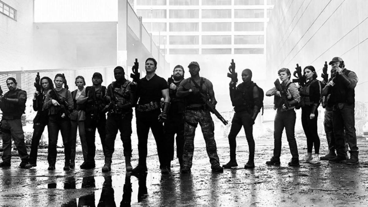 Chris Pratt's sci-fi actioner 'The Tomorrow War' gets Christmas 2020 release