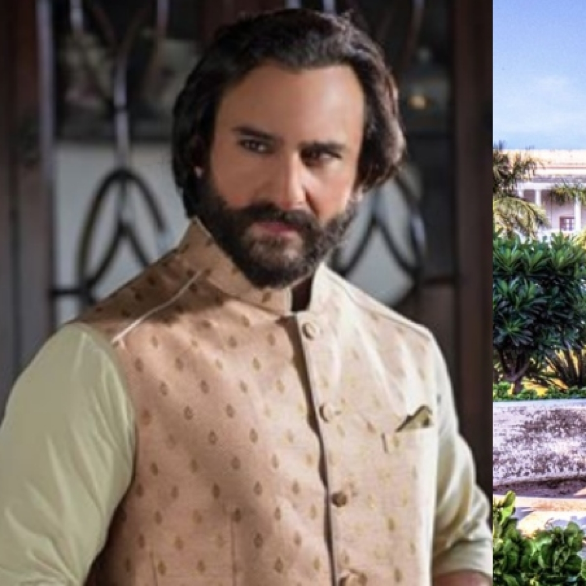 Saif Ali Khan reveals Pataudi Palace got rented out after Taimur's grandfather passed away
