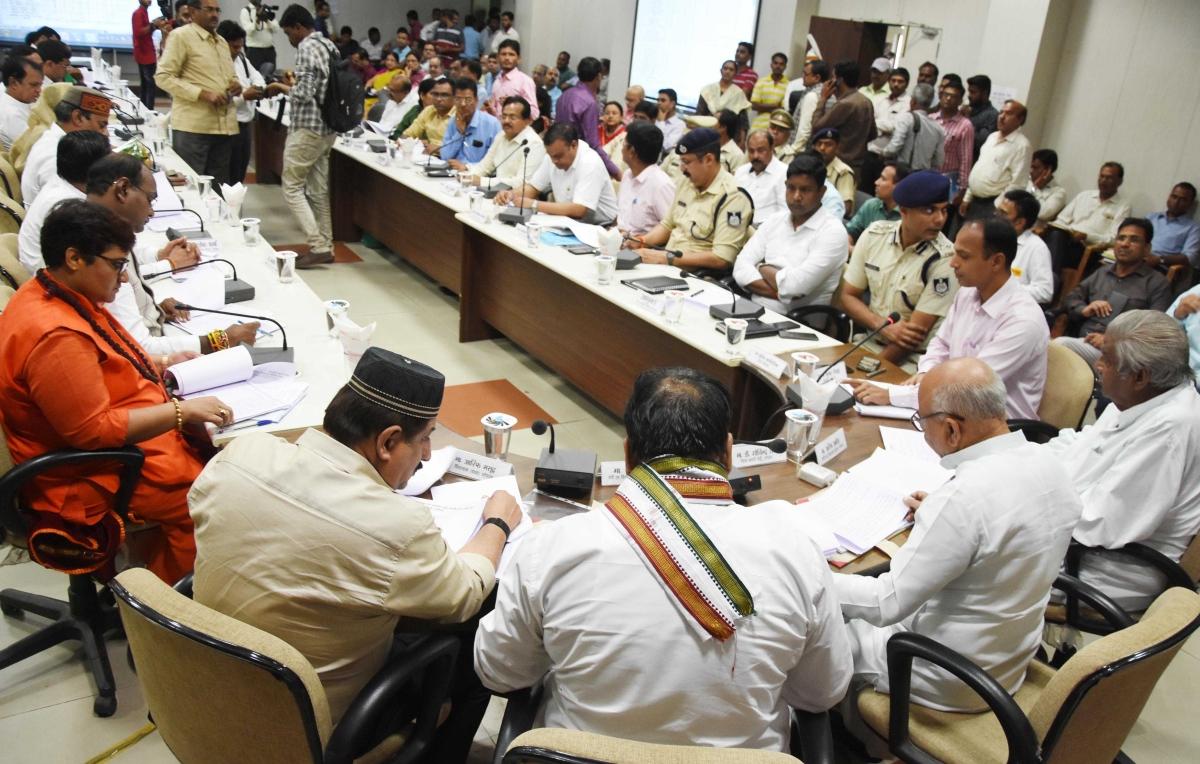 Bhopal: Dist planners brainstorm on Master plan 2031
