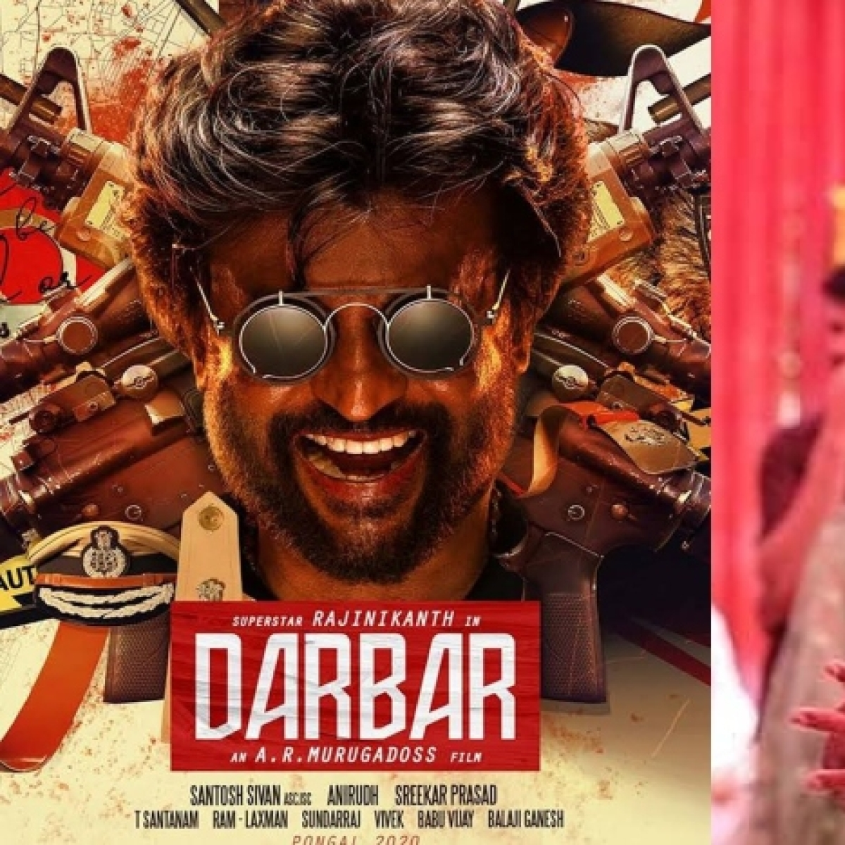 Rajnikanth's 'Darbar' challenge to 'Tanhaji' and 'Chhapaak'