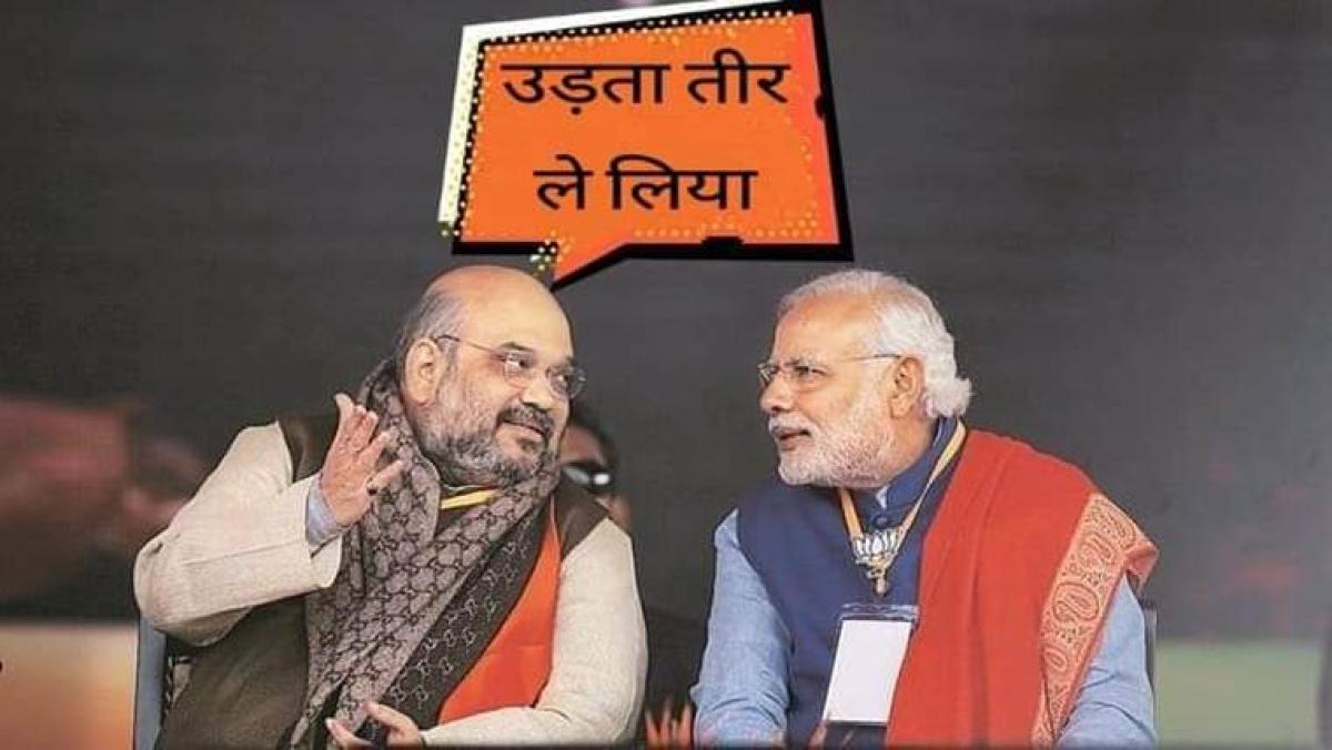 #TumSENAhoPayega trends on Twitter mocking Shiv Sena's desperate attempts at having CM post