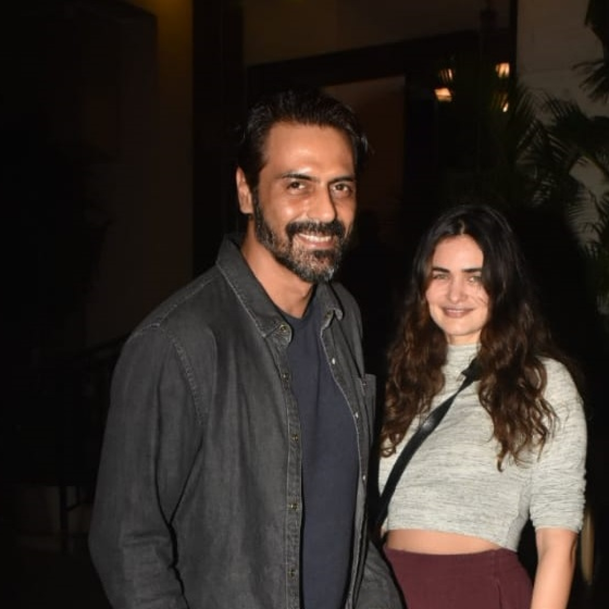 Arjun Rampal's girlfriend Gabriella has the most lovable birthday wish for her 'Shriji'