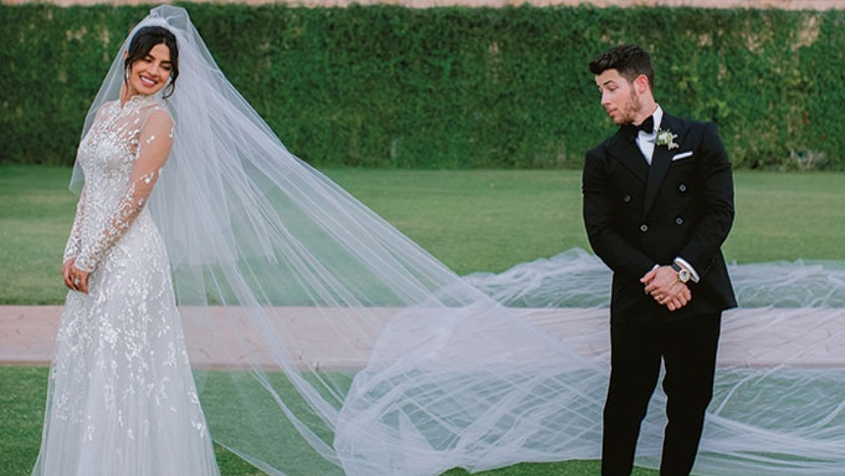 The Priyanka Chopra and Nick Jonas wedding was an exclusive affair with select family and friends in attendance