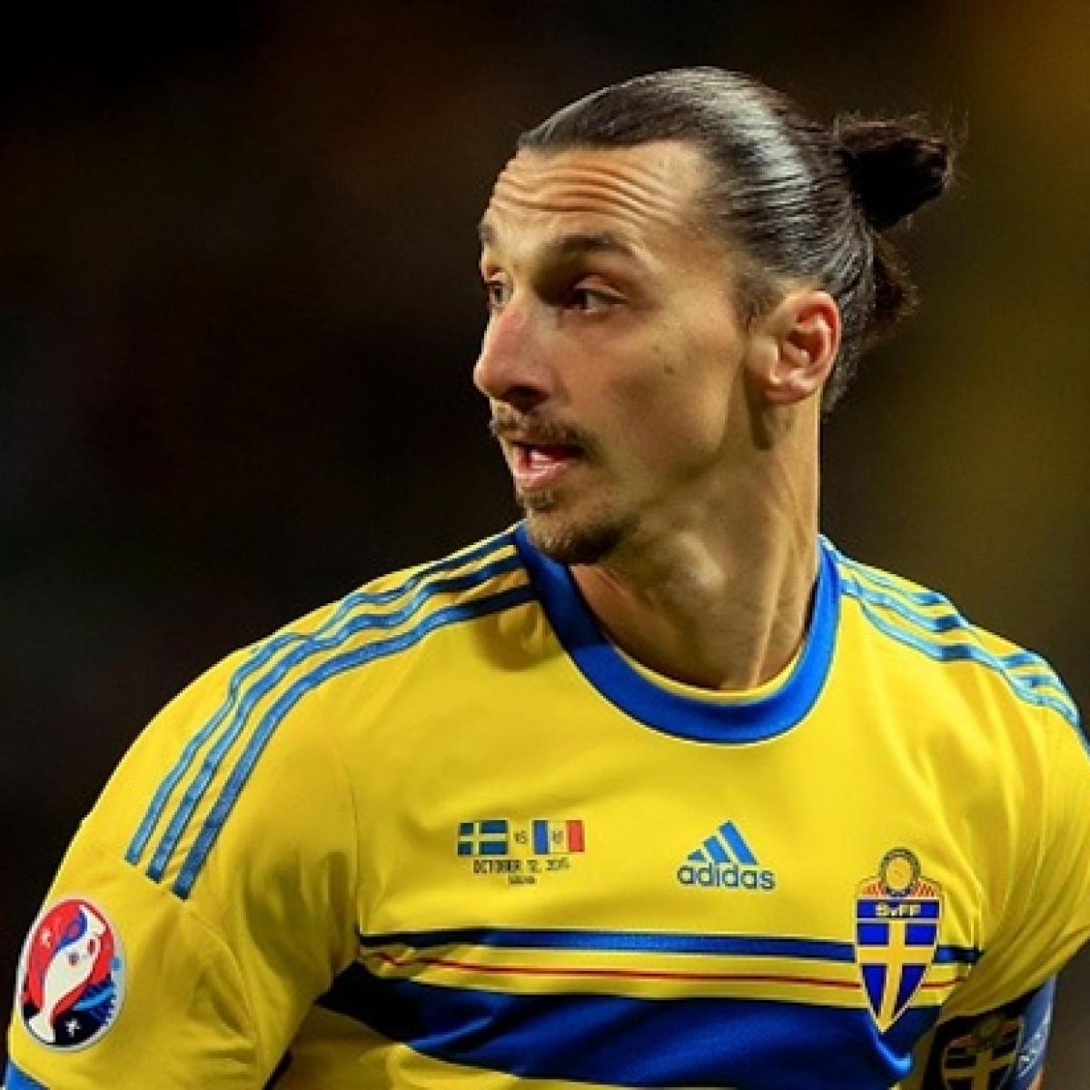 Swedish footballer Zlatan Ibrahimovic files 'hate crime' complaint