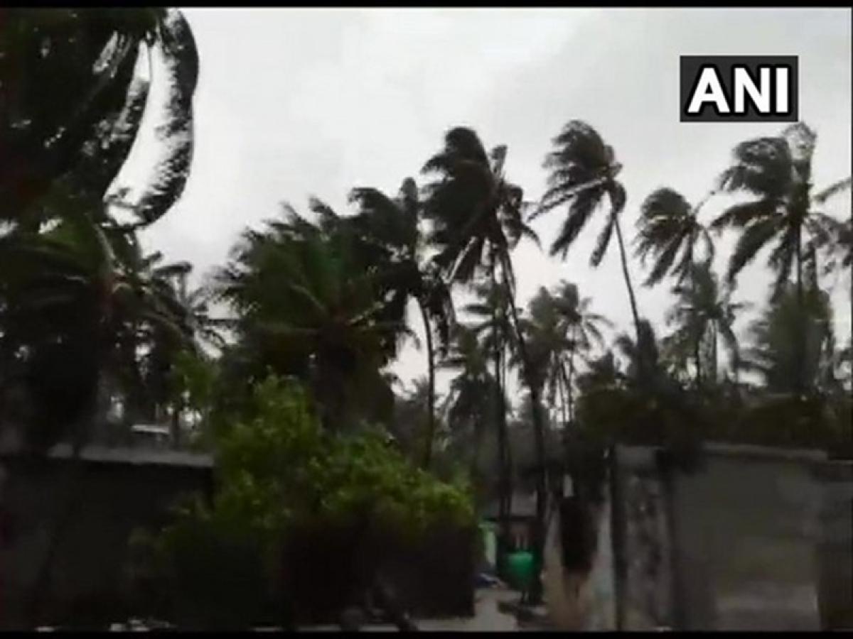 Lakshadweep gets heavy rain, strong winds as cyclone Maha hits coast