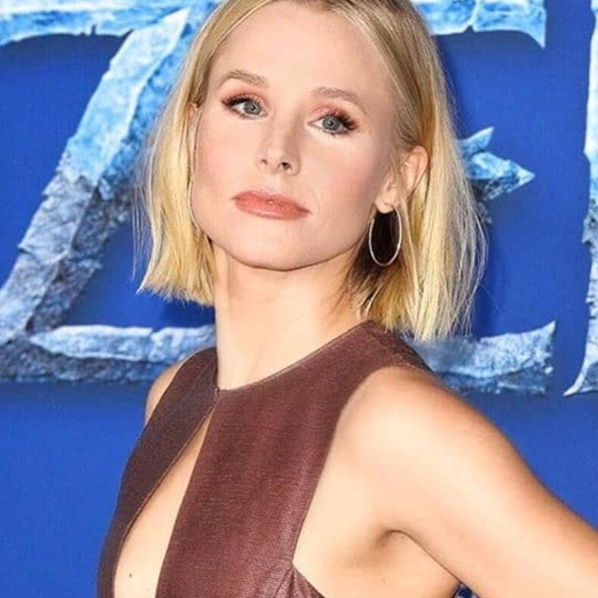 Kristen Bell finds it weird meeting her 'Frozen' counterpart 'Anna'