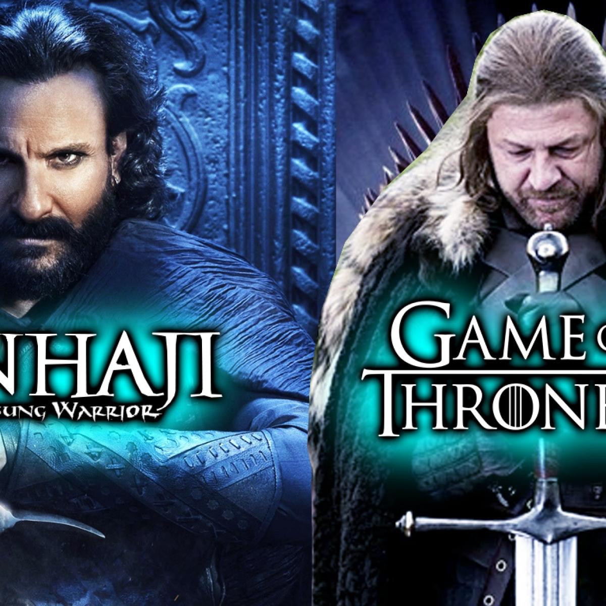 Tanhaji: Is Saif Ali Khan's Uday Bhan inspired by Game of Thrones Eddard Stark?