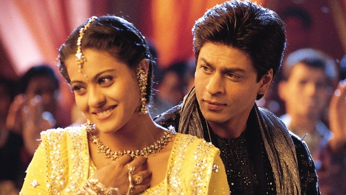 Kajol reveals what it would've taken for her to marry Shah Rukh Khan instead of Ajay Devgn