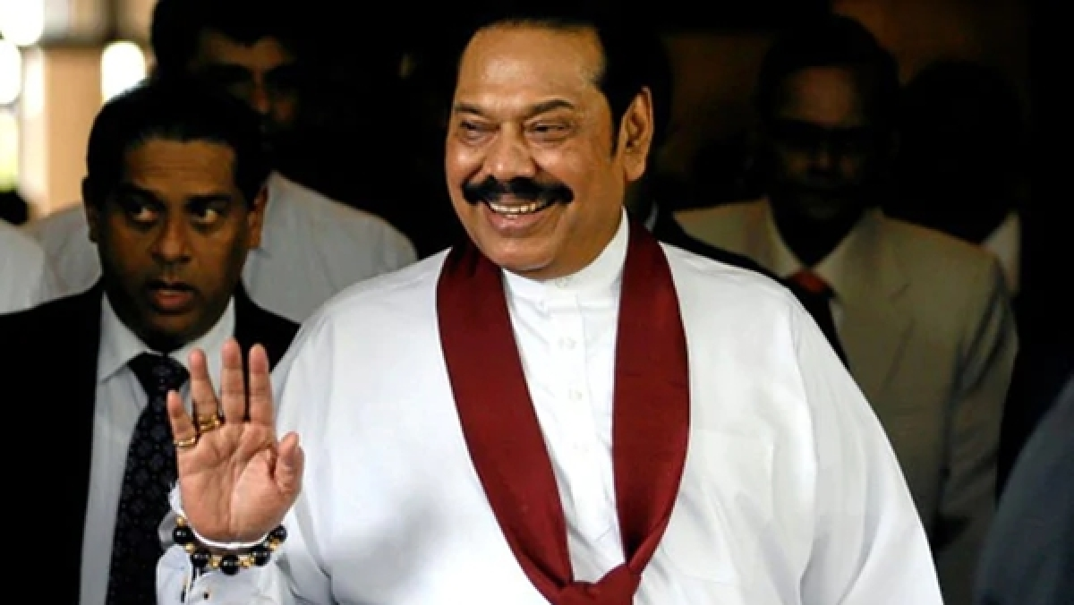 Mahinda Rajapaksa to be sworn in as Sri Lanka's PM today