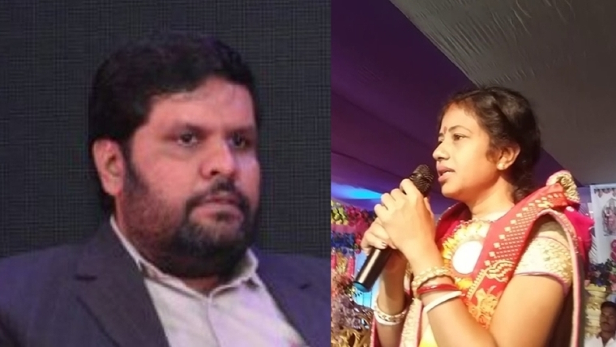 Congress names Prof Gourav Vallabh and Mrs Mamata Devi for Jharkhand's upcoming Assembly elections