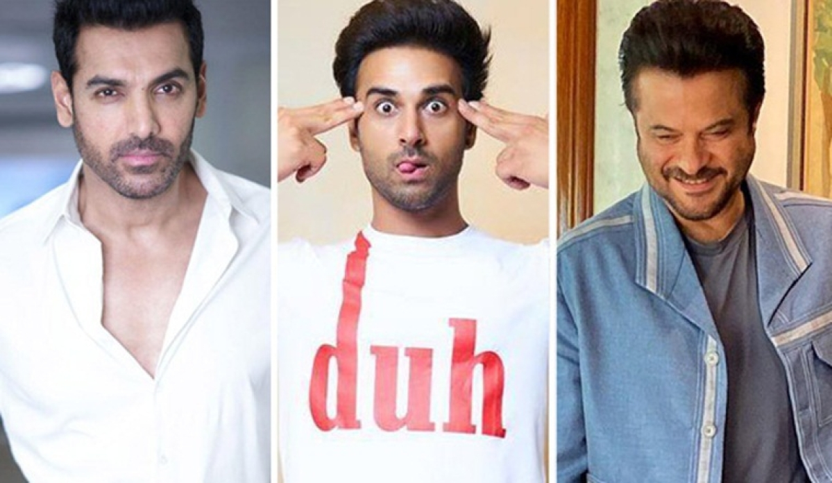 Watch Video: John Abraham, Anil Kapoor pull a hilarious prank on Pulkit Samrat