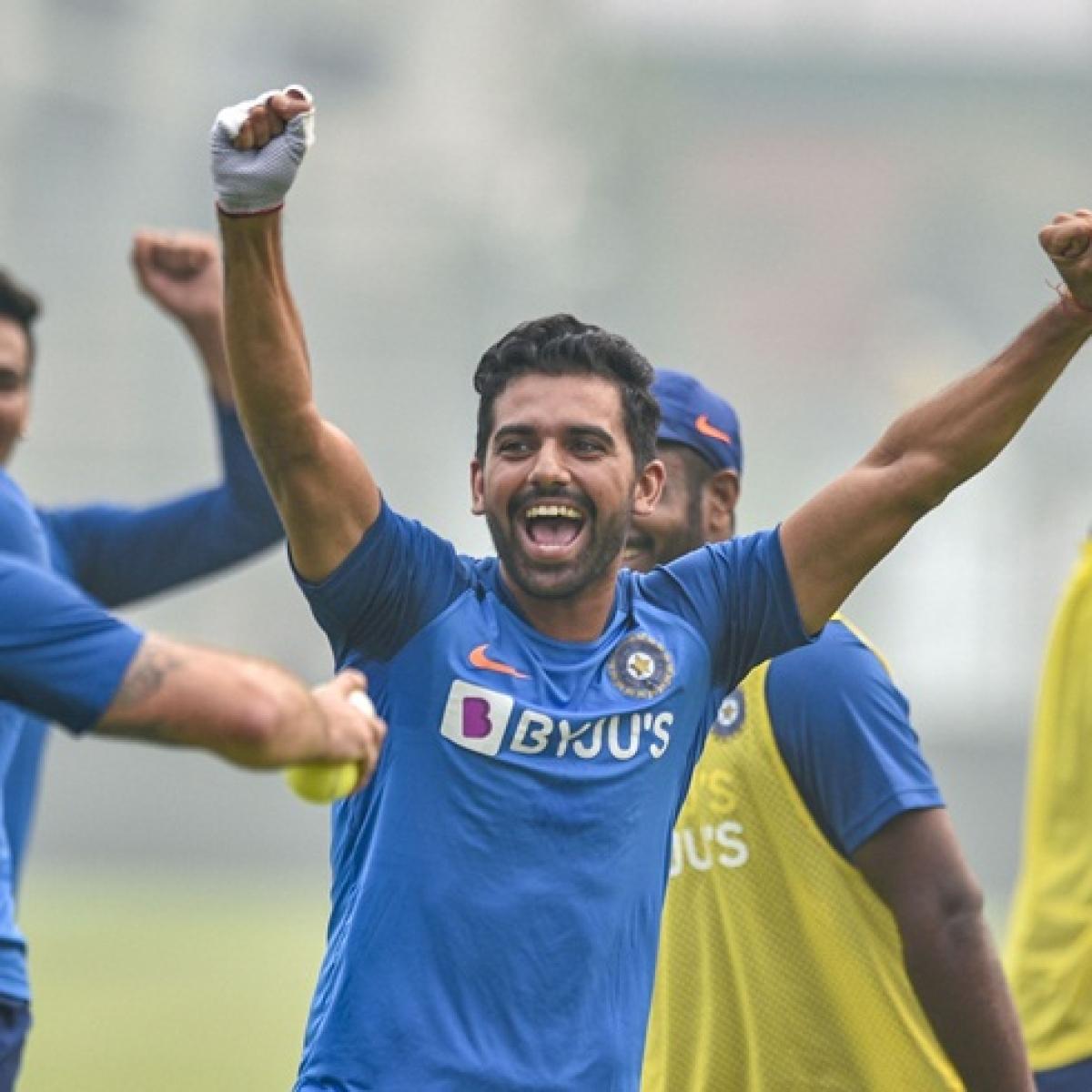Deepak Chahar registers best T20I bowling figures: How he took each wicket