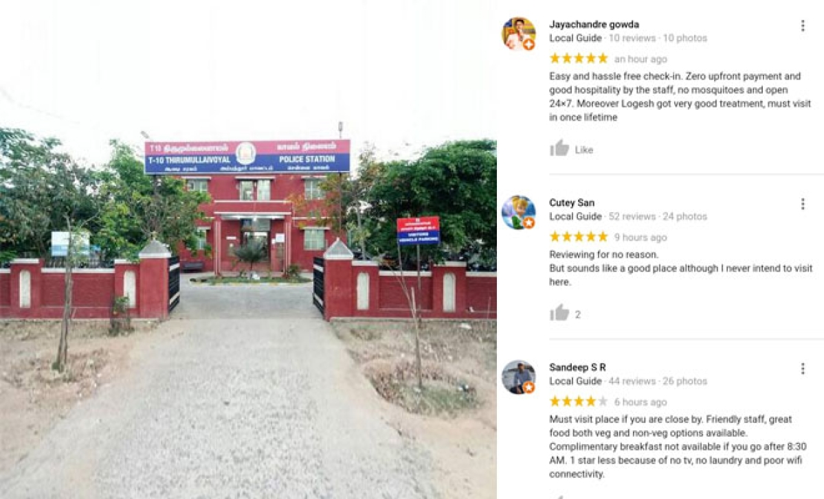 'A must-visit visit place in your life': Chennai man's prison review has internet in splits