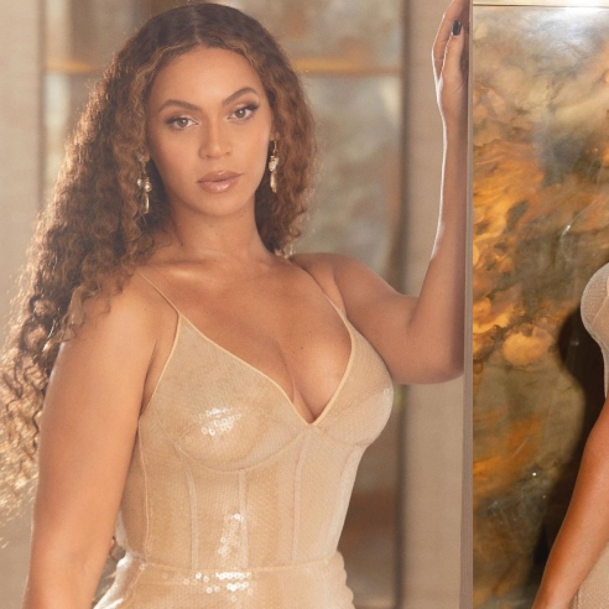 Beyonce's 'angelic' look from husband Jay-Z's charity event is unmissable