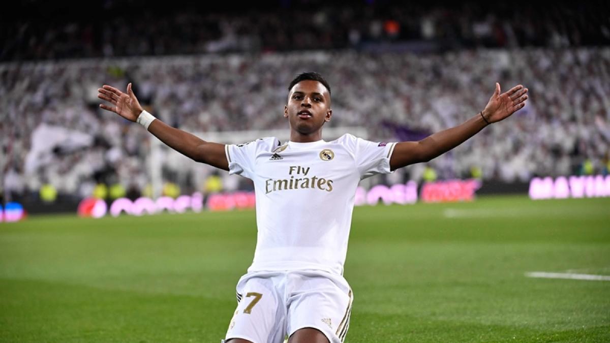 Champions League: Rodrygo makes history scoring fastest goals as Real Madrid drub Galatasaray