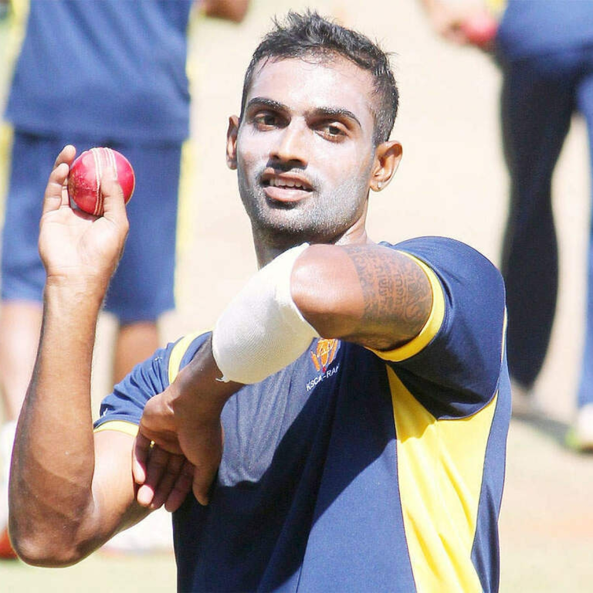 Syed Mushtaq Ali Trophy: Karnataka's Abhimanyu Mithun takes Five wickets in an over against Haryana