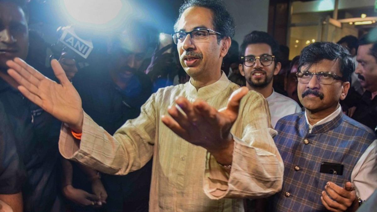 CAB will lead to religious war: Shiv Sena