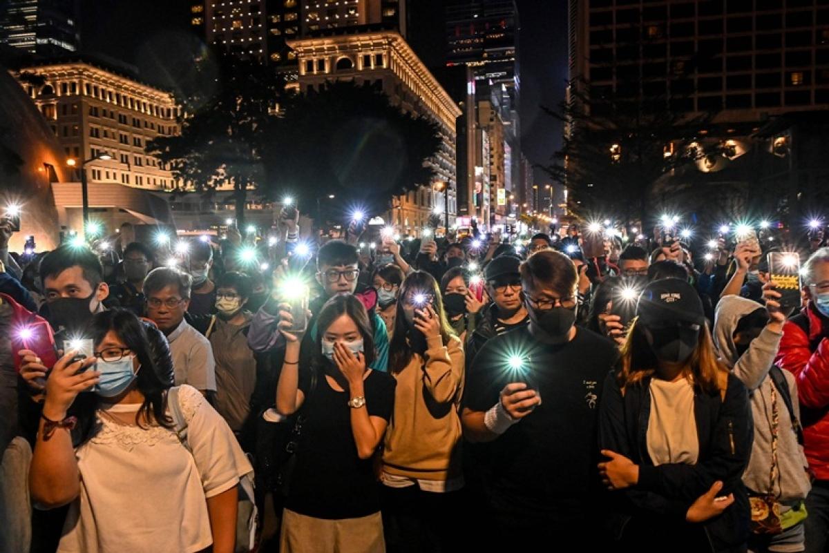 US Senate unanimously passes Bill supporting Hong Kong protesters