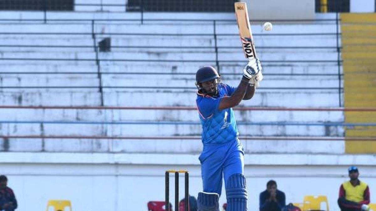 Suryakumar Yadav blazes in Mumbai's win
