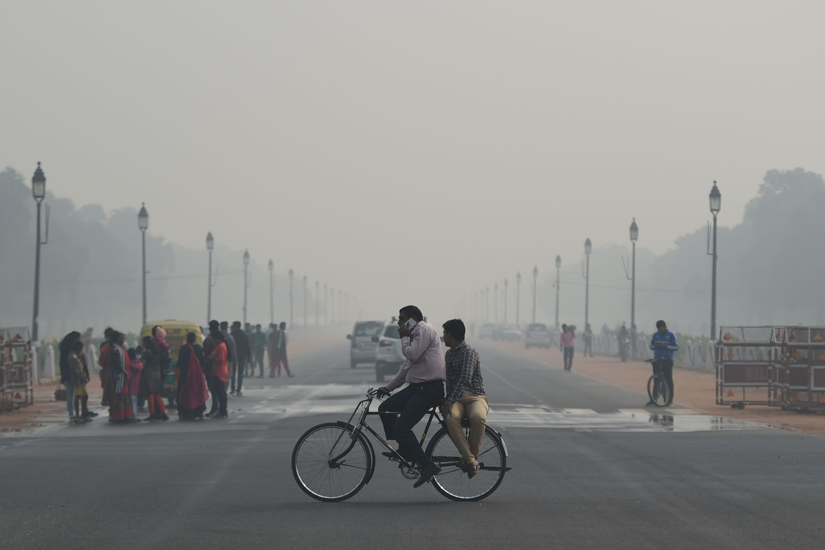 Delhi's pollution already severe, likely to enter emergency zone