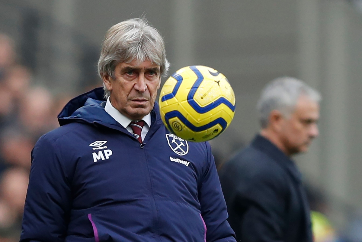 Premier League: Manager Manuel Pellegrini sacked after a dry spell at West Ham United