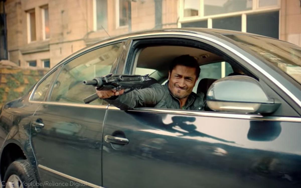 Commando 3: Strictly for Vidyut Jamval fans
