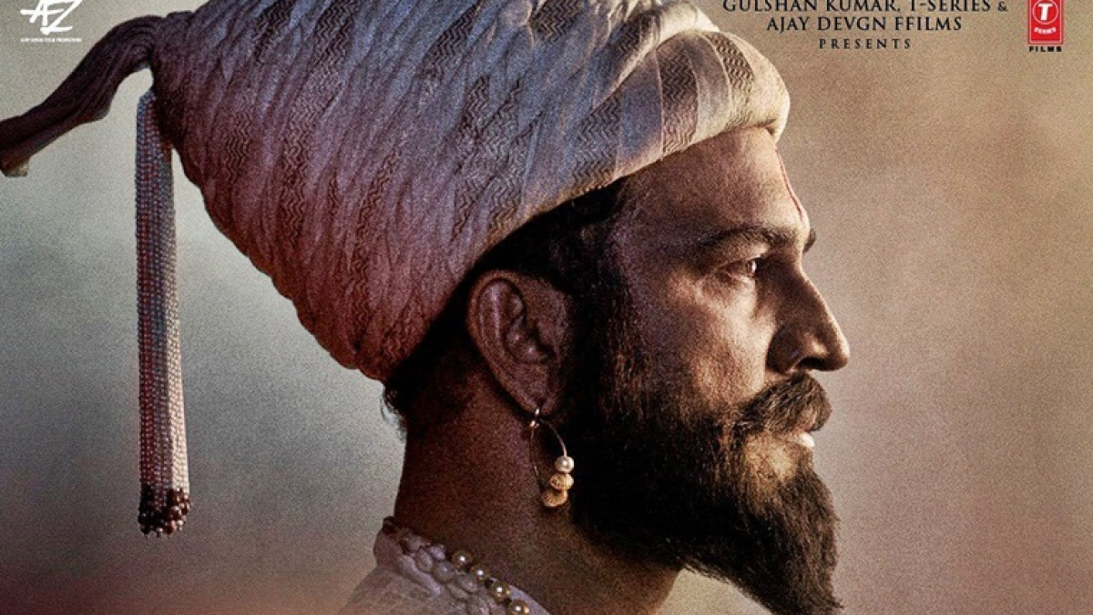 Ajay Devgn reveals Sharad Kelkar as Chhatrapati Shivaji Maharaj in 'Tanhaji' new poster