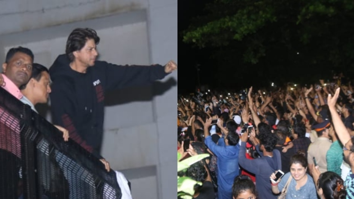 Happy Birthday SRK: Fans from across India make annual pilgrimage to wish King Khan at Mannat
