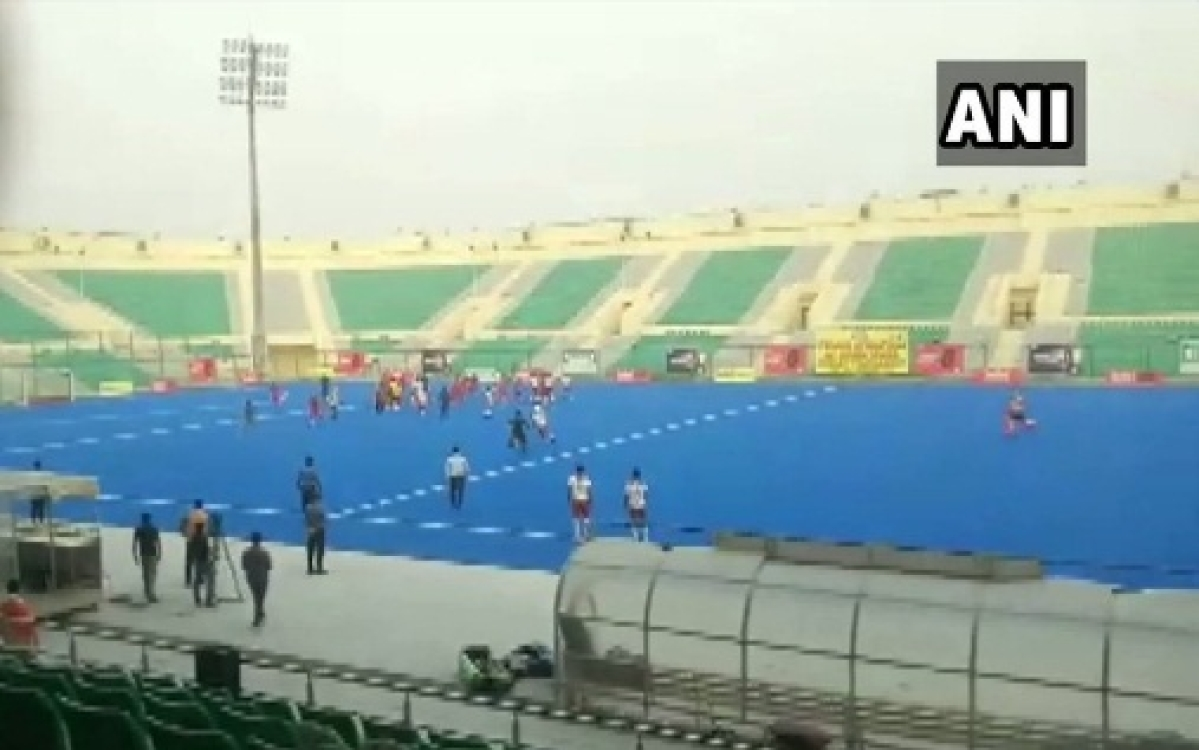 Nehru Hockey Tournament: Fight breaks out between Punjab Police and PNB during finals