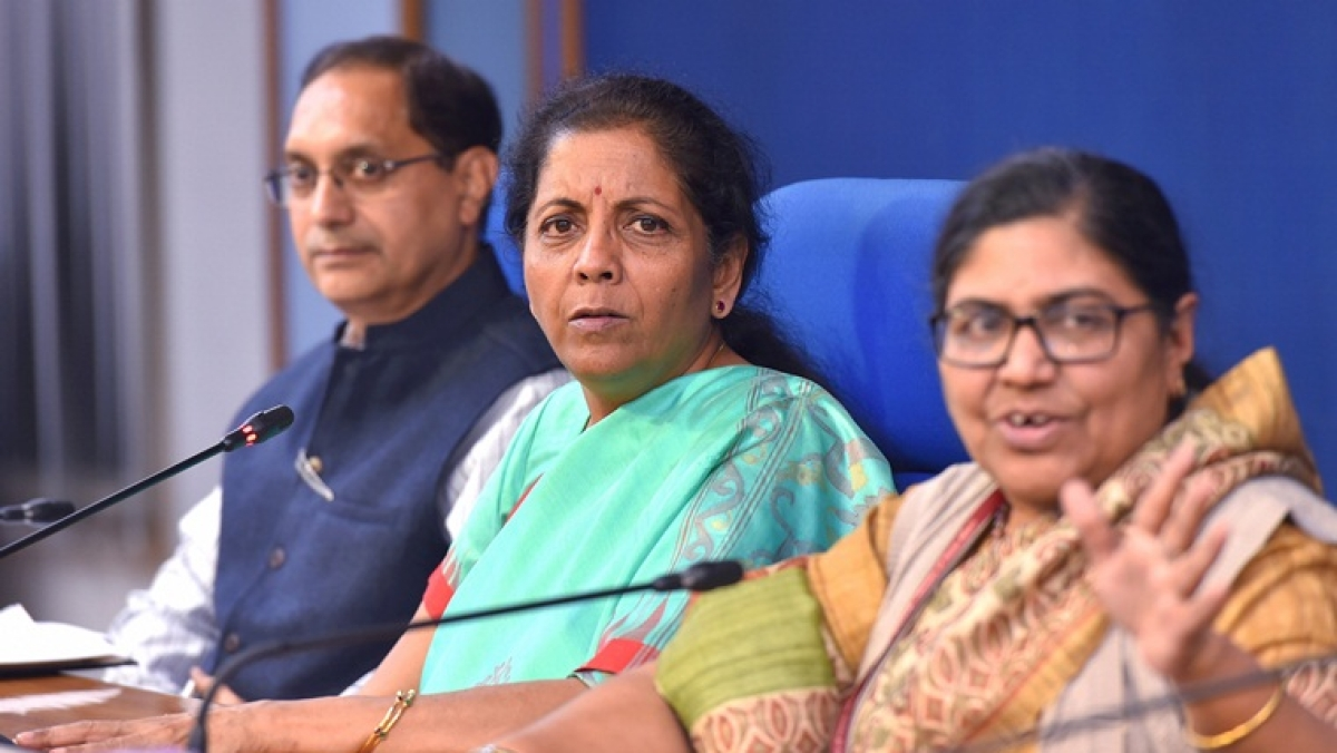 Five major announcements made by Nirmala Sitharaman on disinvestments of PSUs