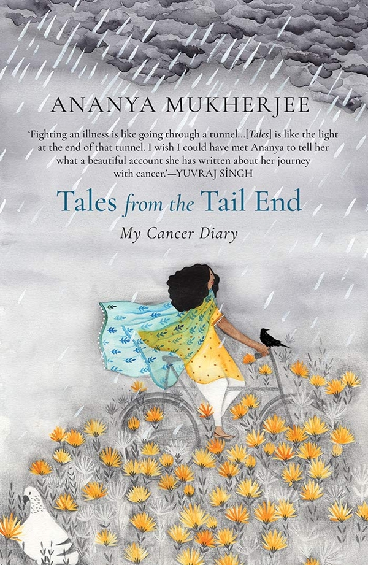 Book Review: More than battling cancer