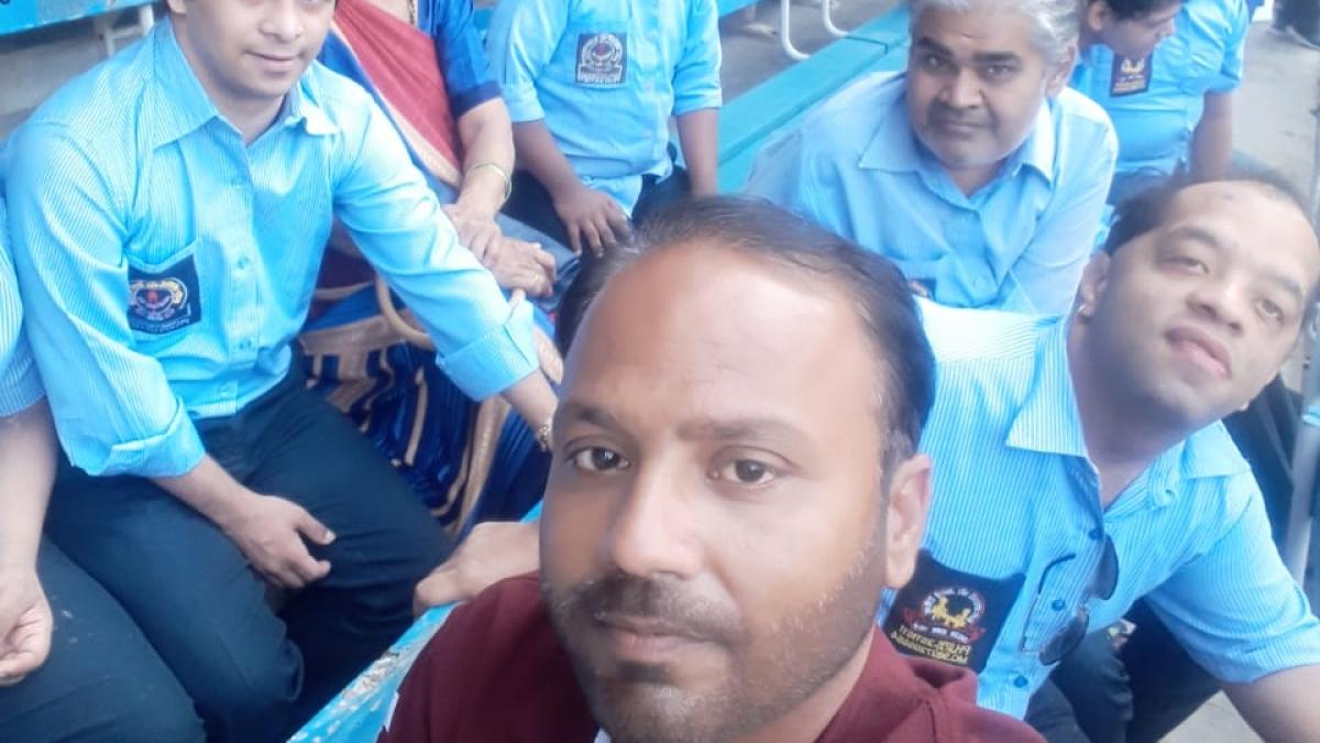 Indore: 8 special kids watch Test match