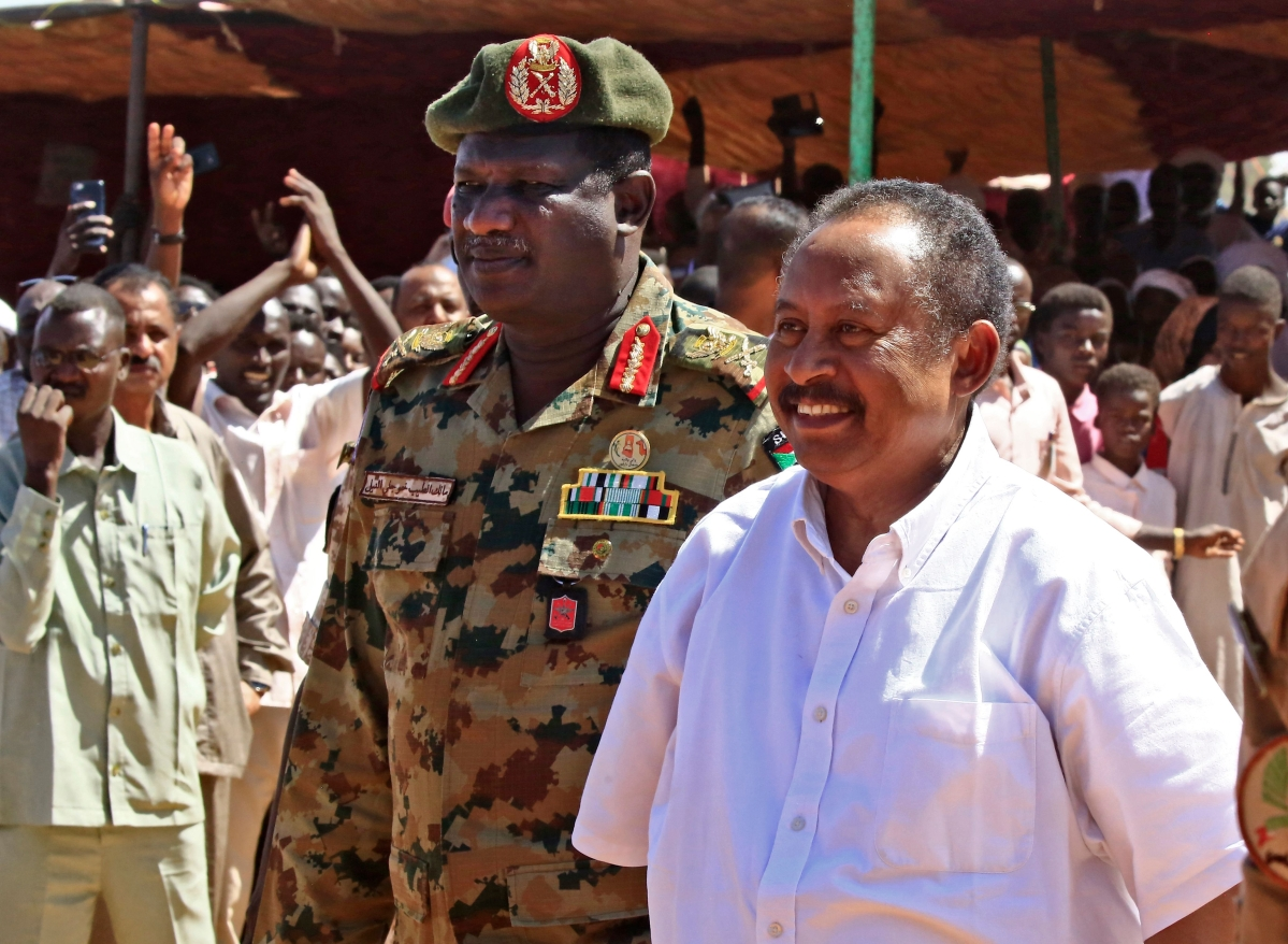 Sudan rebels insist new parliament to be formed after peace deal