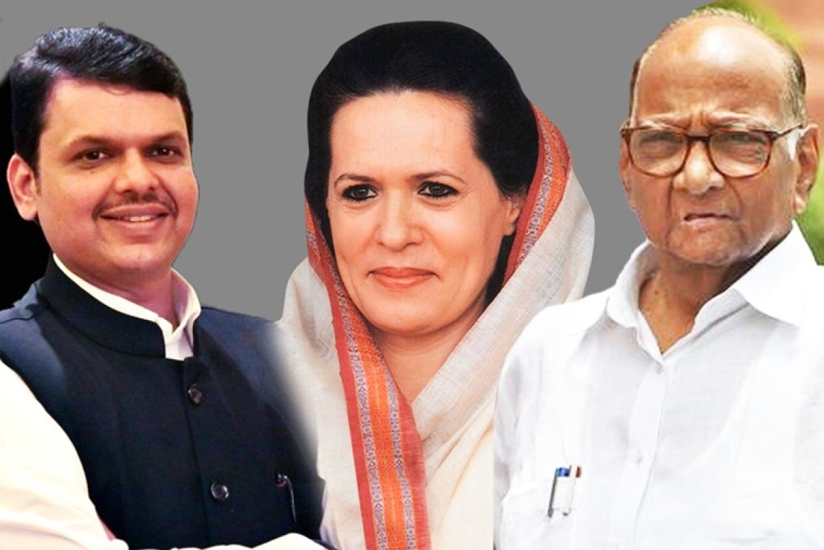 How BJP targeted NCP-Congress for corruption and joined hands