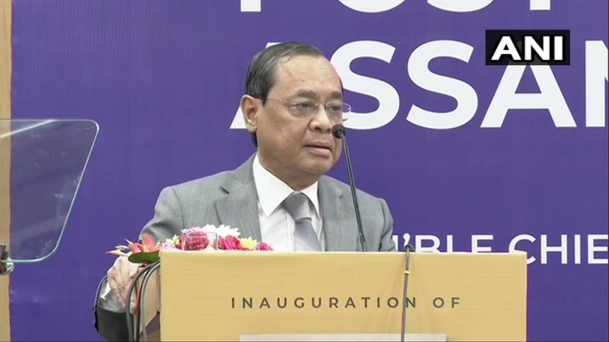 CJI Ranjan Gogoi strongly defends NRC, lambasts 'arm chair commentators'
