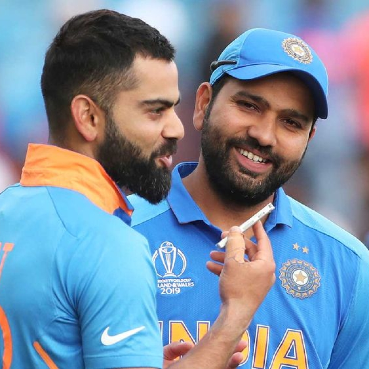 Virat Kohli equaled this Rohit Sharma record in 3rd T20I against Australia