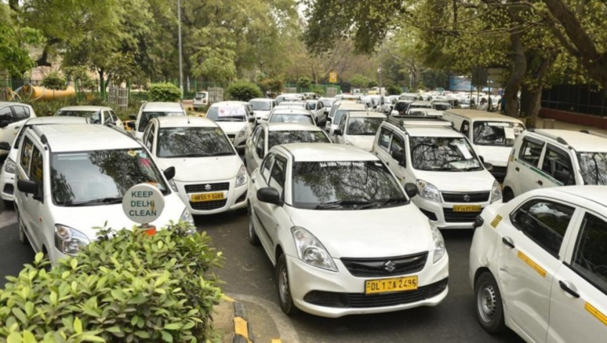 Striking capital: After lawyers & cops, cab drivers plan to go shun work on Nov 11 to protest Odd-Even