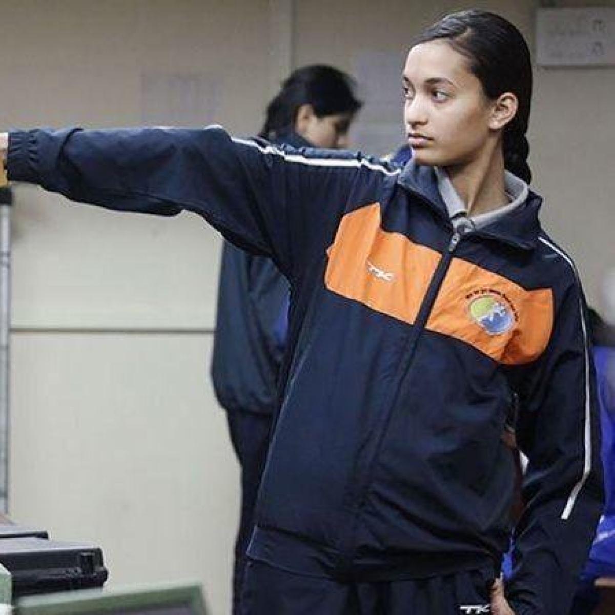 Chinki Yadav shoots 11th Tokyo Olympic quota