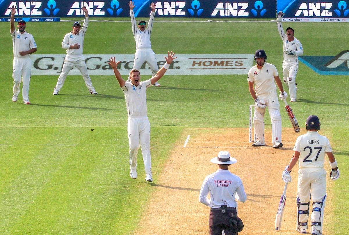 New Zealand vs England: Poms harbour hopes of big fightback