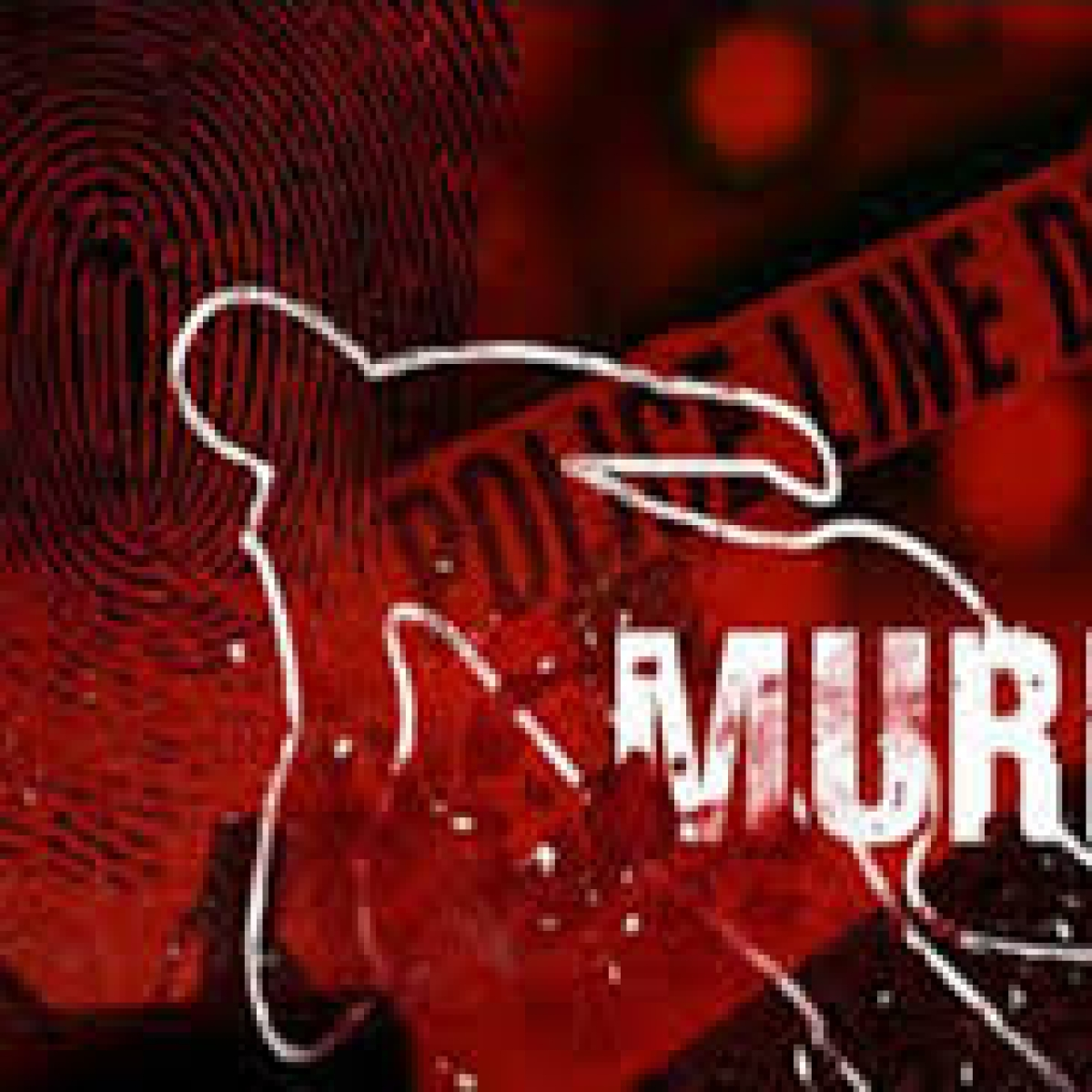 Man found murdered on footpath; two held