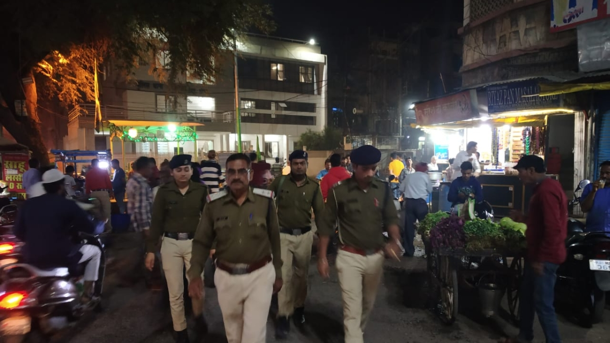 Bhopal: Security beefed up for Ijtima; 4000 personnel to stand on guard