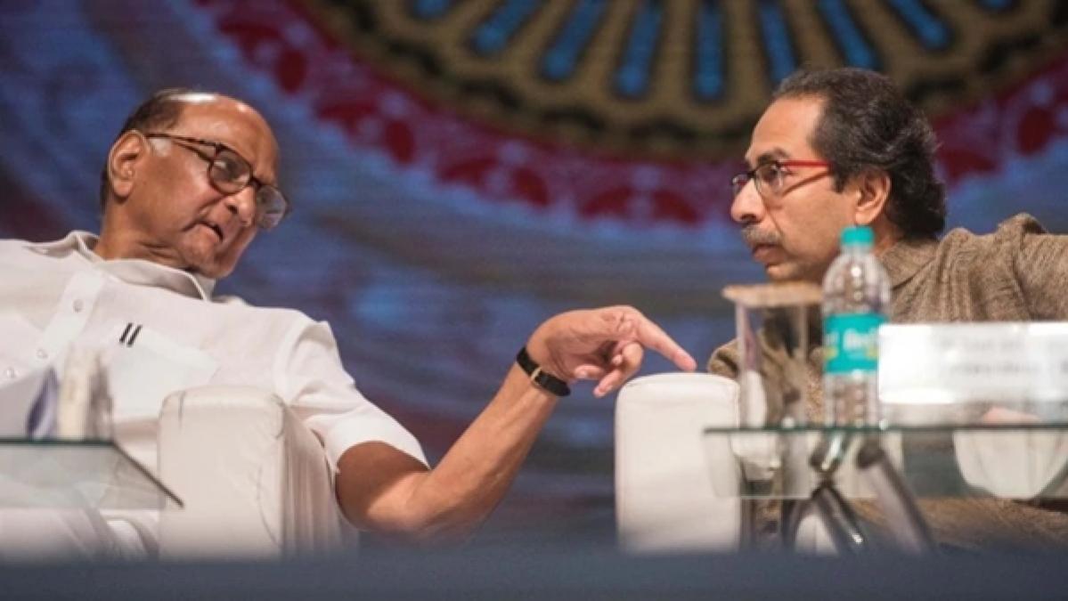 Mumbai: Man arrested for posting objectionable photograph of Uddhav Thackeray, Sharad Pawar