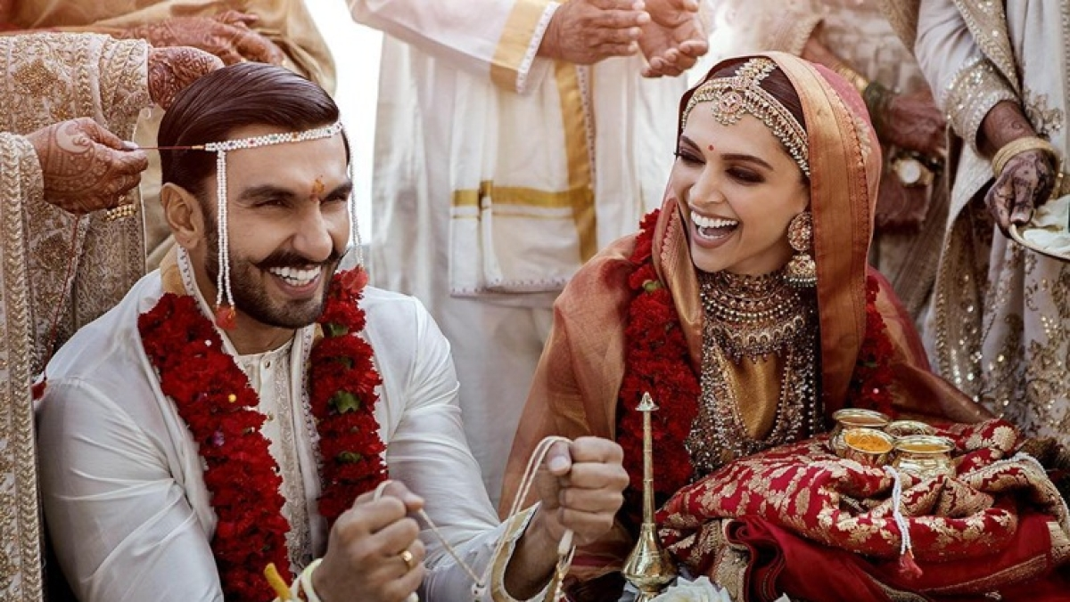 Deepika says she would have been happy with a South Indian guy, and Ranveer has a solution!